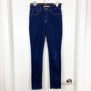 Levi's 721 High-Rise Skinny Jeans Size 26